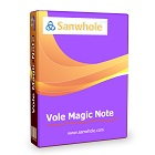 Vole Magic Note Ultimate Edition - 6 Months License (PC) Discount Download Coupon Code