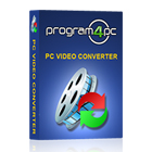 PC Video Converter lets you convert between over 100 popular video file formats, plus change screen resolutions, audio codecs, frame rates, and more.