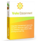 Vole Edutainment Professional Edition - 12 months license (PC) Discount Download Coupon Code