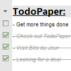 TodoPaper (PC) Discount Download Coupon Code