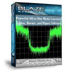 Blaze Media Pro is a powerhouse all-in-one converter, burner, audio and video editing software for all popular audio and video formats