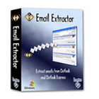 Email Extractor gives you the power to fully back up email messages and attachments from Outlook,Express, Thunderbird, and Eudora.