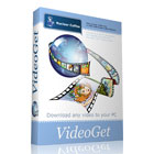 VideoGet is a powerful, easy-to-use tool that allows you to download, manage, and convert video content from YouTube, Myspace, and over 750 other online video services.
