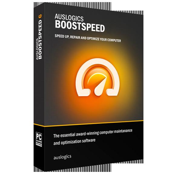 Resultado de imagen de Auslogics BoostSpeed