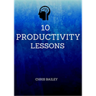 10 Productivity LessonsDiscount