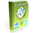 Infographic: 1AV Image Converter for PC