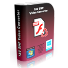 1AV SWF Video Converter converts videos from Adobe Flash SWF to multiple file formats for playback on computers, tablets, mobile phones, and game consoles.