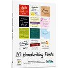 20 Handwriting Fonts (PC) Discount Download Coupon Code
