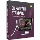 3D PageFlip Standard (Mac & PC) Discount