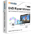 4Media DVD Ripper Ultimate (Mac & PC) Discount Download Coupon Code