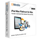 4Media iPhone Max Platinum for Mac & Win (Mac) Discount