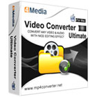 4Media Video Converter Ultimate (Mac) Discount
