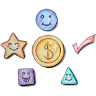5 Icons IncomeDiscount