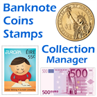 Stamp/Coin/Banknote Collection Manager (PC) Discount