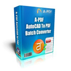 A-PDF AutoCAD to PDF (PC) Discount