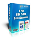 A-PDF CHM to PDF (PC) Discount