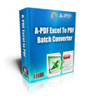 A-PDF Excel to PDF (PC) Discount Download Coupon Code