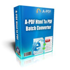A-PDF HTML to PDF (PC) Discount Download Coupon Code
