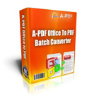 A-PDF Office to PDF (PC) Discount