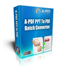 A-PDF PPT to PDF (PC) Discount