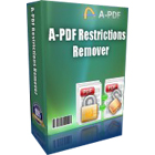 A-PDF Restrictions Remover (PC) Discount Download Coupon Code