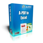 A-PDF To Excel (PC) Discount