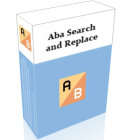 Aba Search and Replace (PC) Discount Download Coupon Code