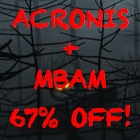 Acronis True Image Home 2012 + Malwarebytes Anti-Malware! (PC) Discount Download Coupon Code