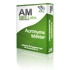 Acronyms Master PRO (PC) Discount