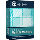 Actual Multiple Monitors for PC – 40% Off