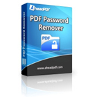 Ahead PDF Password Remover (PC) Discount