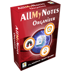 AllMyNotes Organizer (PC) Discount