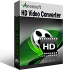Aneesoft HD Video Converter (Mac & PC) Discount
