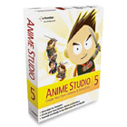 Anime Studio 5 (Mac & PC) Discount Download Coupon Code