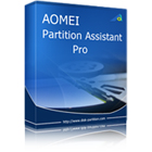 AOMEI Partition Assistant Pro Edition V5.5 (PC) Discount