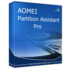 AOMEI Partition Assistant Professional EditionDiscount
