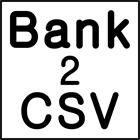 Bank2CSV Pro (Mac & PC) Discount