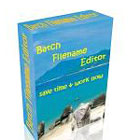 Batch Filename Editor (Mac & PC) Discount