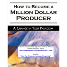 Become a Million Dollar ProducerDiscount