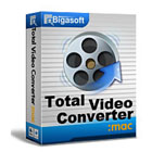Bigasoft Total Video Converter for Mac (Mac) Discount