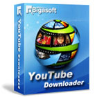 Bigasoft YouTube Downloader (Mac & PC) Discount Download Coupon Code