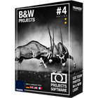 BLACK & WHITE projects (Mac & PC) Discount