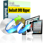Boilsoft DVD Ripper (PC) Discount Download Coupon Code