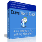 Crave World ClockDiscount