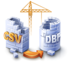 CSV to DBF Converter (PC) Discount