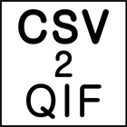 CSV2QIF and CSV2QFX (Mac & PC) Discount