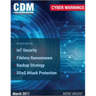 Cyber Warnings E-Magazine - March 2017 EditionDiscount