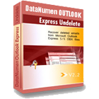 DataNumen Outlook Express Undelete (PC) Discount