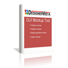 DesignerVista GUI Mockup SoftwareDiscount