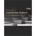 When an environment provides certain essential conditions, leaders are born. A survey of 225 leadership professionals revealed the four pillars necessary to support a leadership culture: